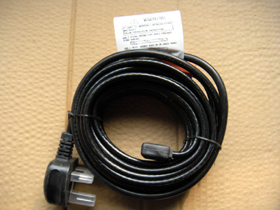 Water Pipe Heating Cable