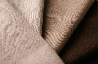 Worsted wool and cashmere Fabric series