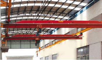 Electric single-girder overhead crane